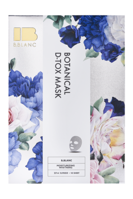 BOTANICAL D-TOX MASK